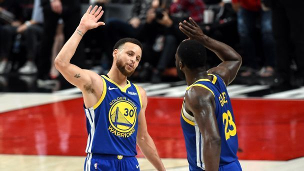 Legion of doom: Portland becomes the latest victim of the road Warriors