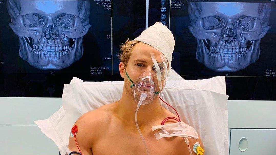 Sage Northcutt revela que sufrió múltiples fracturas tras derrota