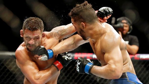 What's next for Dos Anjos, Lee and other UFC Rochester fighters?