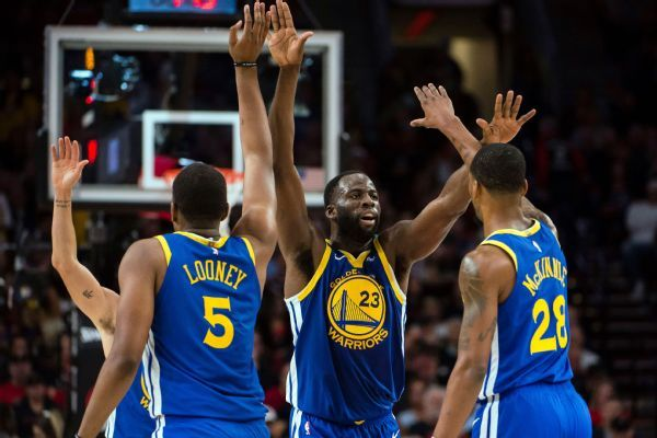 Golden State faces 10-day wait for Finals opener