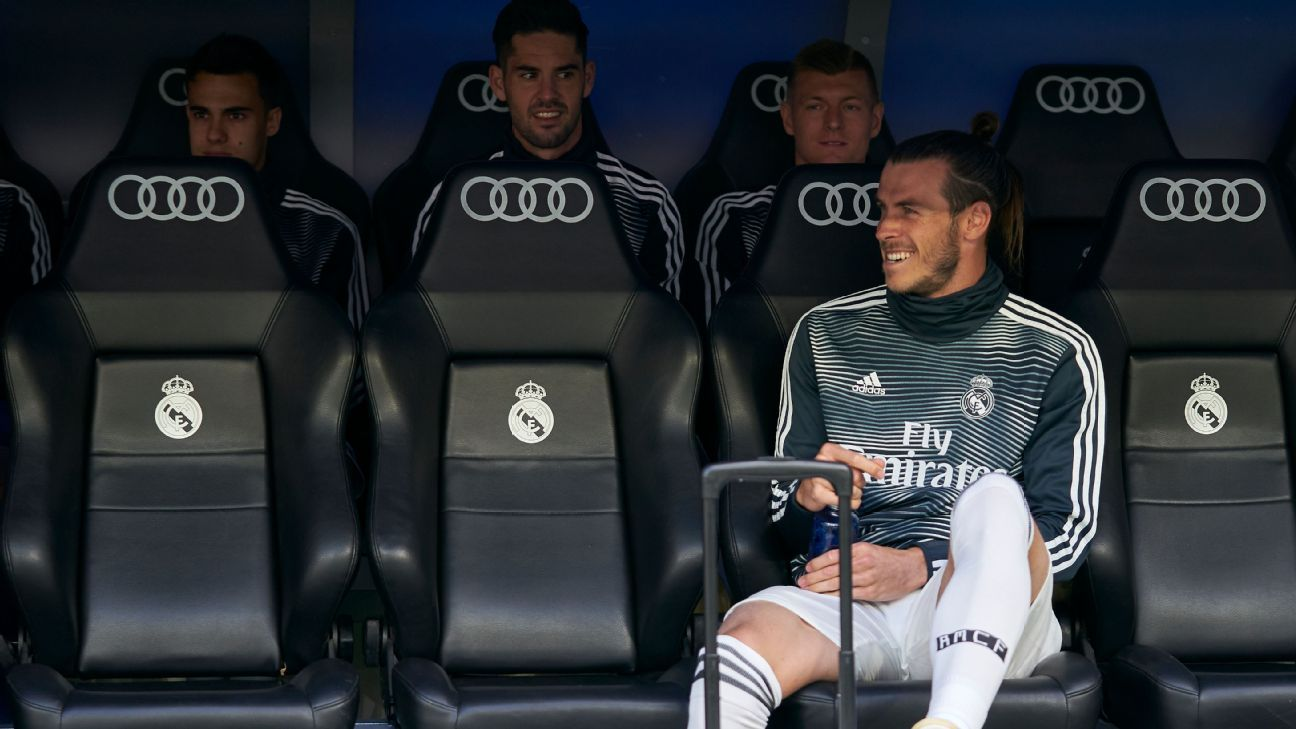 Zidane left Bale on bench because of attitude