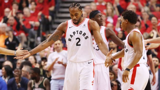 For the Raptors, Game 3 came down to their will to survive