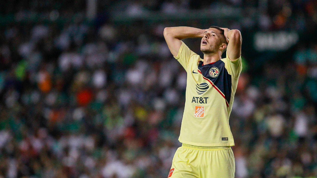 América pierde oportunidad de igualar marcas de Chivas, Pumas y León