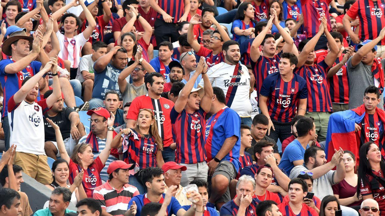 Brigas durante jogo do Cerro Porteño deixam um morto no Paraguai
