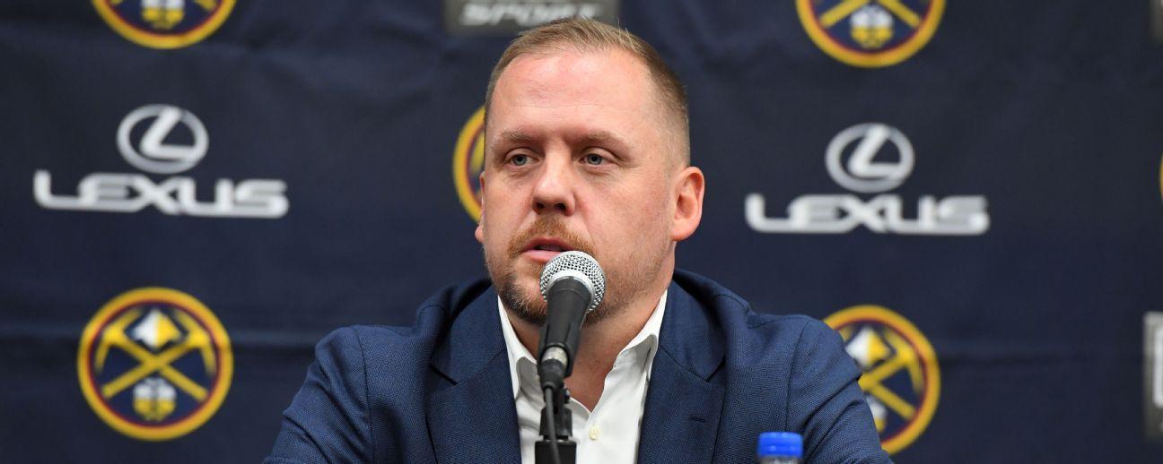 Fuentes: Connelly de Nuggets rechaza a Wizards