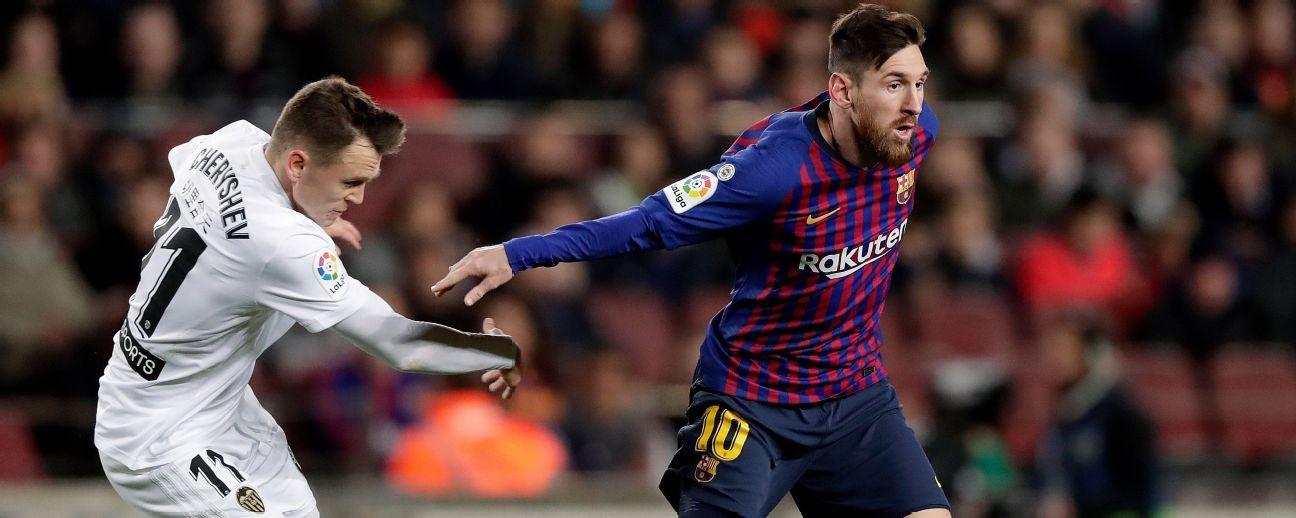 Barça y Valencia, una Final con historia
