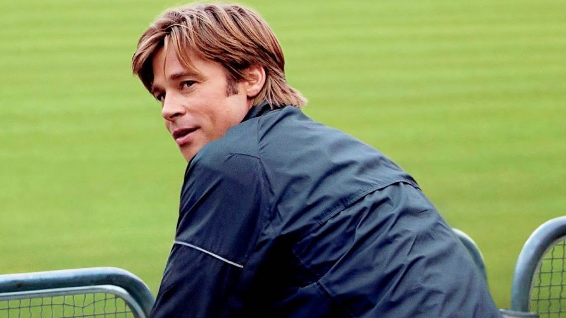 Jornal de Manchester dá lição de casa para United contratar: Assistir filme 'Moneyball', com Brad Pitt