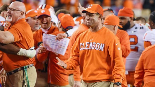 Inside Clemson's incredibly stacked, top-ranked 2020 recruiting class