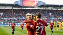 Osasuna promoted to La Liga after Granada win