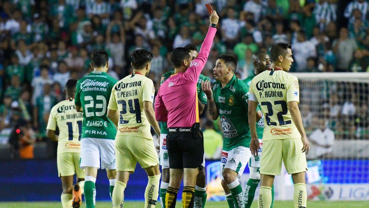 Rubens Sambueza se perderá el partido de ida contra Tigres