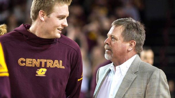 'Our head coach lives in a barn': Why Jim McElwain fits right in at CMU