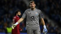 Porto to aid Casillas recovery with coaching role