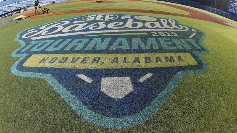 SEC Baseball Tournament Blog: Tuesday