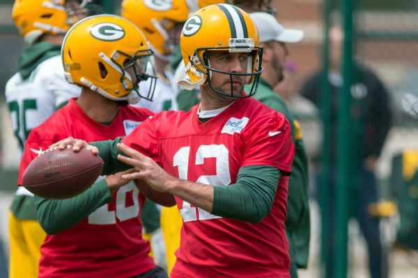 Rodgers expects to master new offense quickly