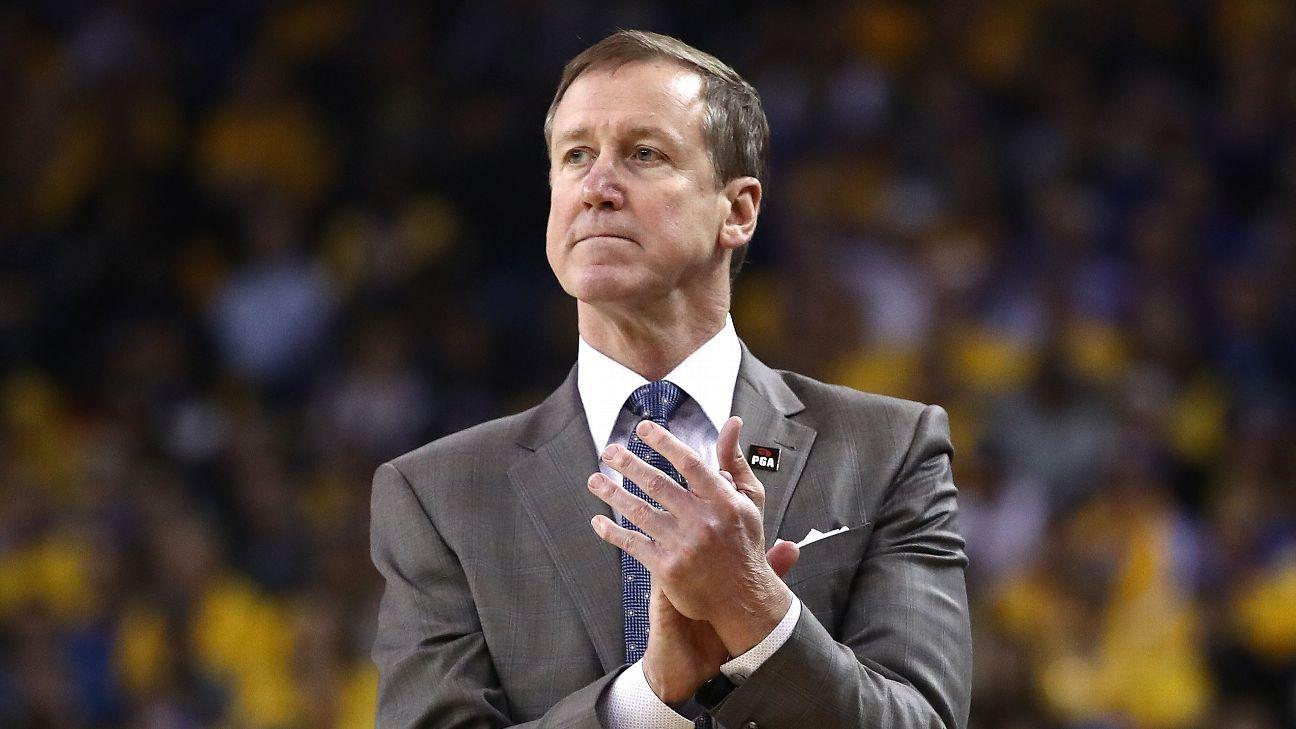 Coach Terry Stotts acuerda extensión contractual con Blazers