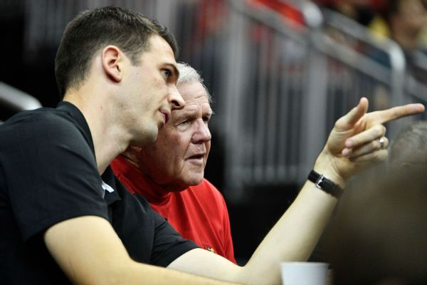 Ex-Louisville coach Crum recovering after stroke