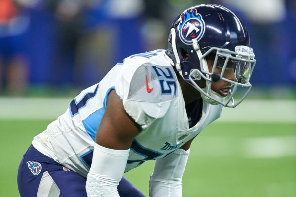 Source: Titans CB Jackson pays for teen's burial