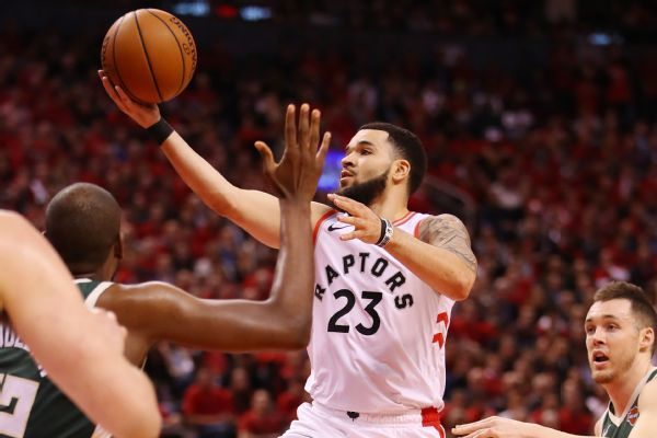 VanVleet's shot reborn after birth of 2nd child
