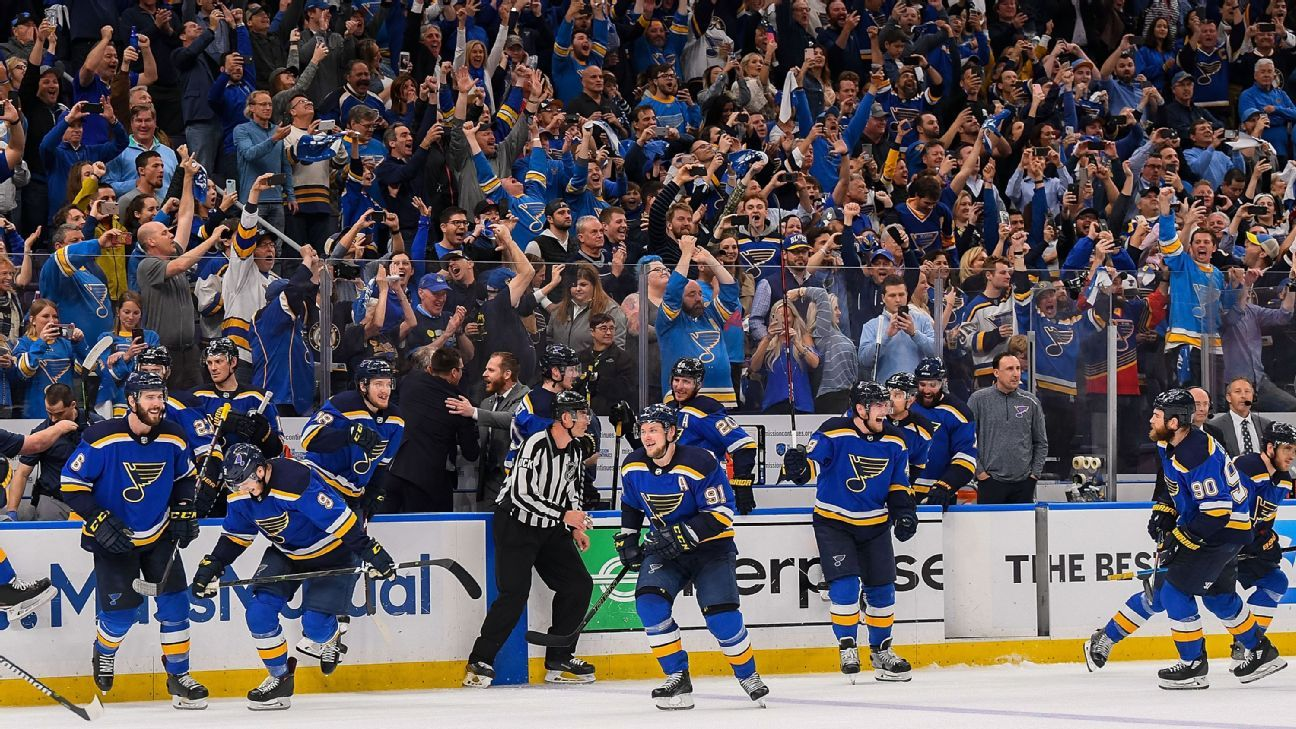 For long-suffering Blues fans and players, it's different this time