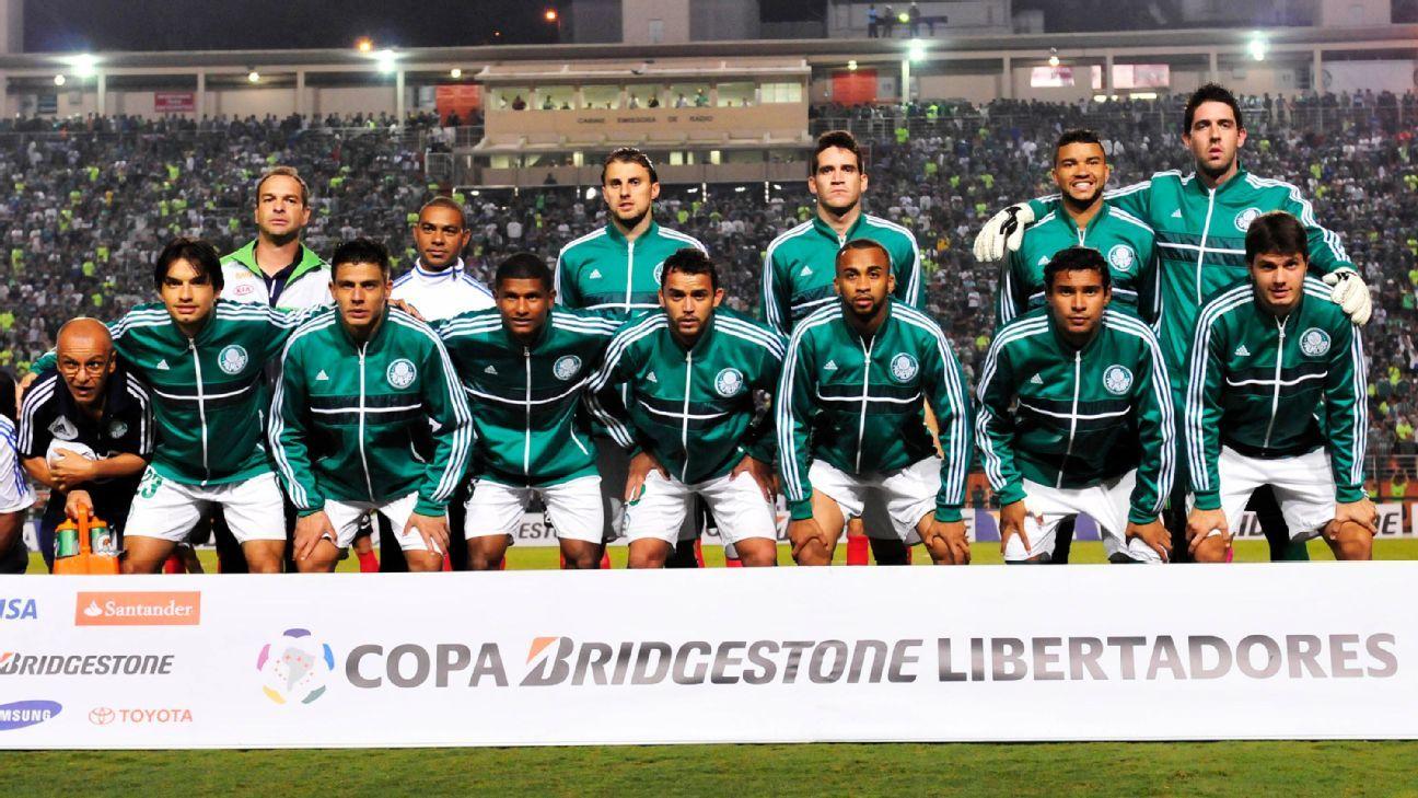 Palmeiras e mais cinco: veja clubes que disputaram e não jogariam Libertadores com nova regra