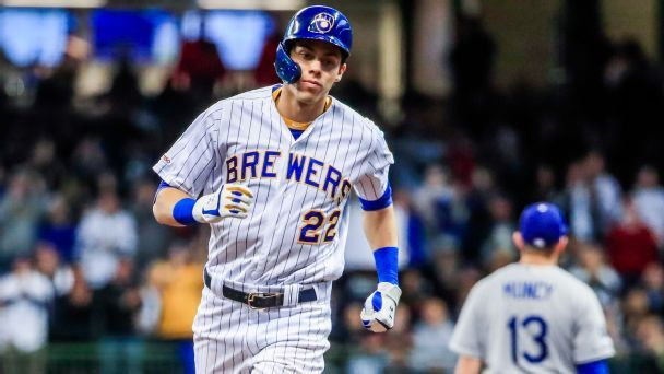 Christian Yelich and reimagining the 'five-tool player' in 2019