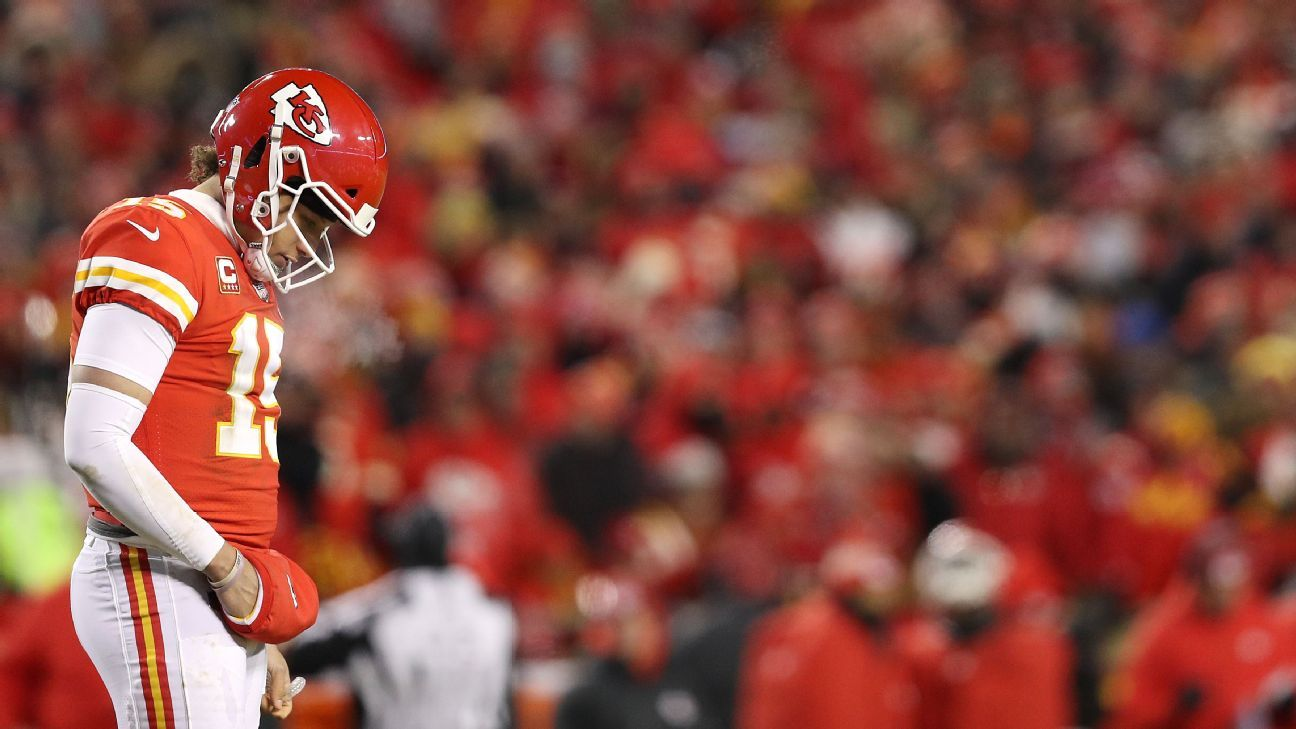 NFL: Proposta dos Chiefs para mudanças na prorrogação não vai nem para votação
