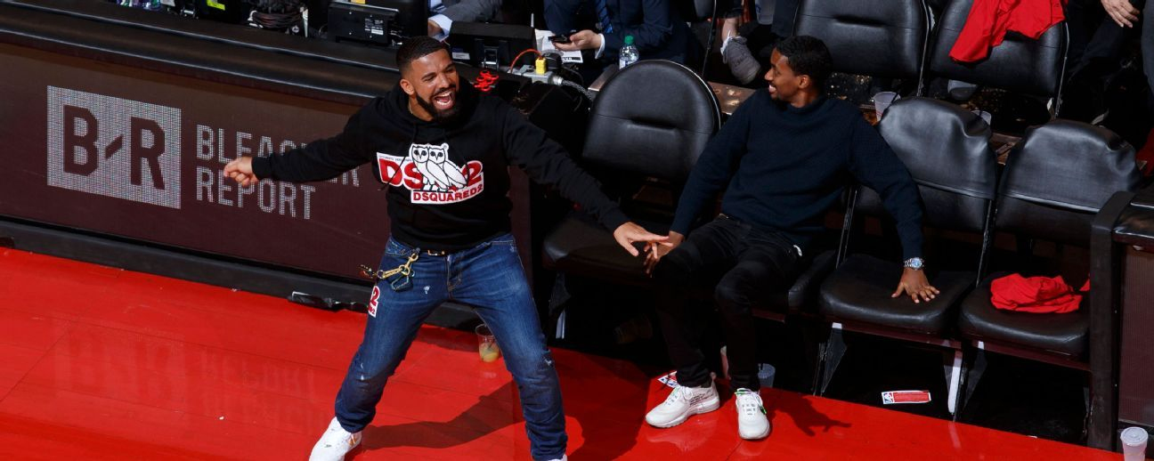Budenholzer molesto con Drake; rapero responde