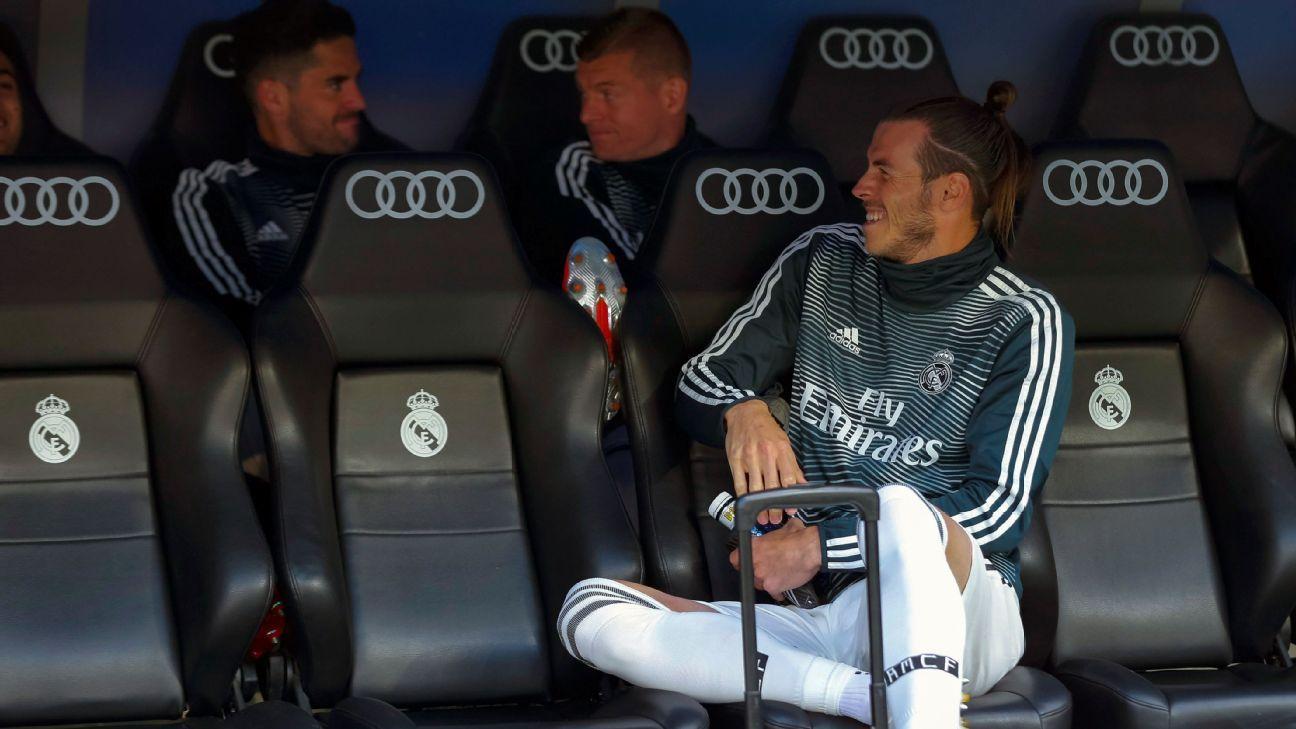 """Gareth Bale llama """"robots"""" a futbolistas de la actualidad"""
