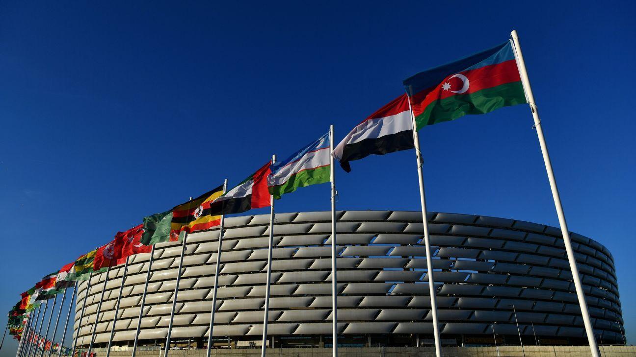 Liga Europa: após Mkhitaryan, final no Azerbaijão tem nova polêmica: 'Repressão aos direitos humanos'