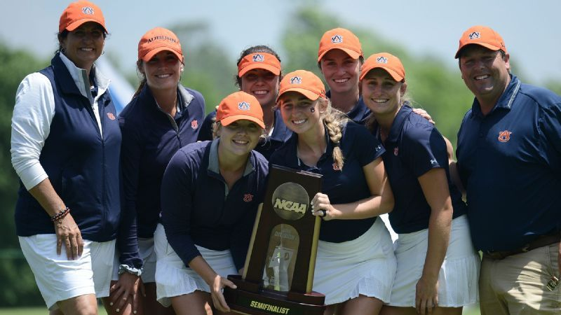 Auburn's season concludes at NCAA semis