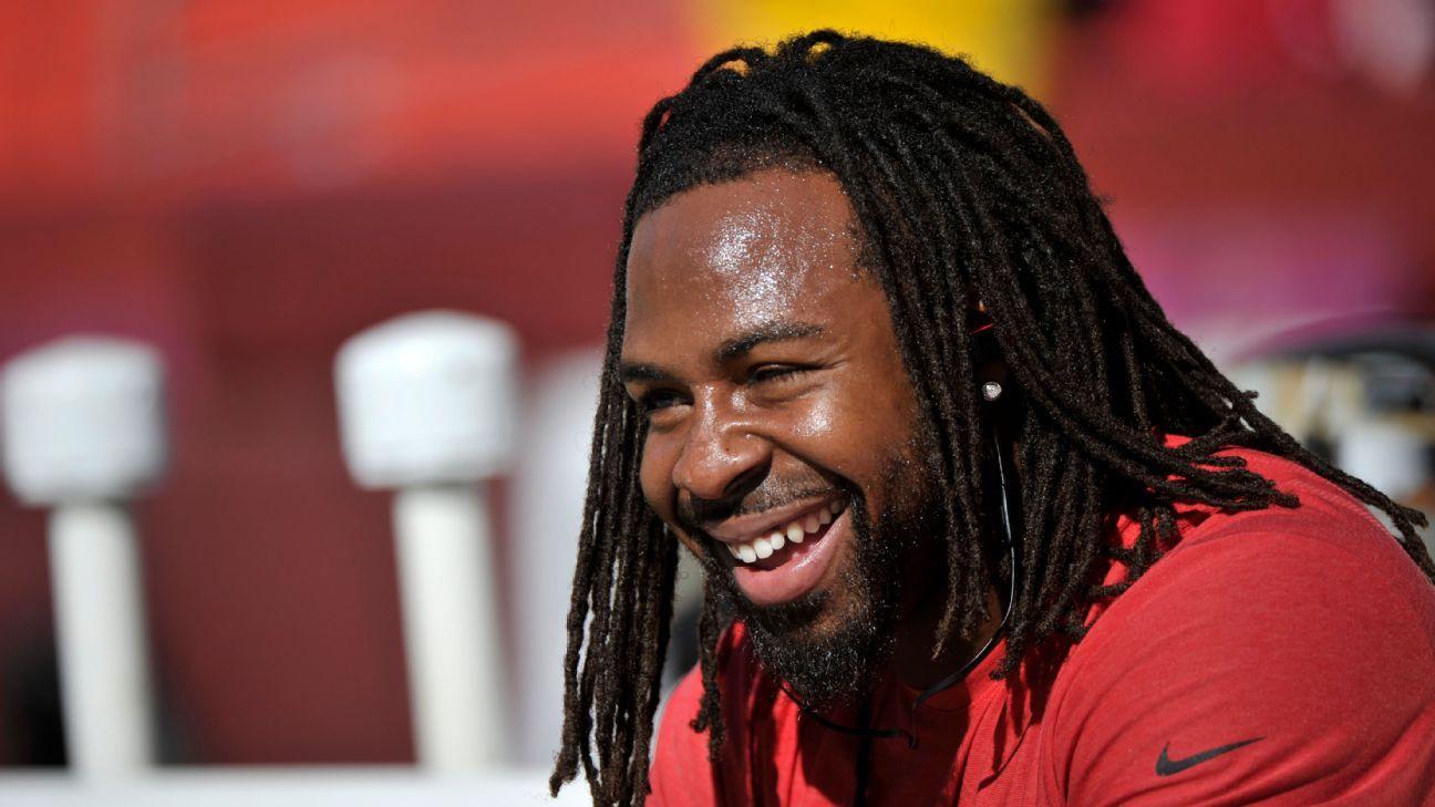 Los Atlanta Falcons pierden por la campaña a Steven Means