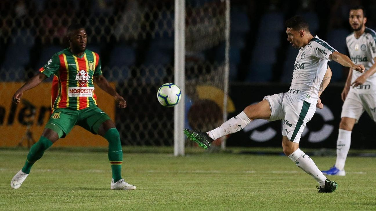 Palmeiras: Moisés comemora vitória, mas admite futebol feio: 'Poderia ser melhor e a gente tem ciência disso'
