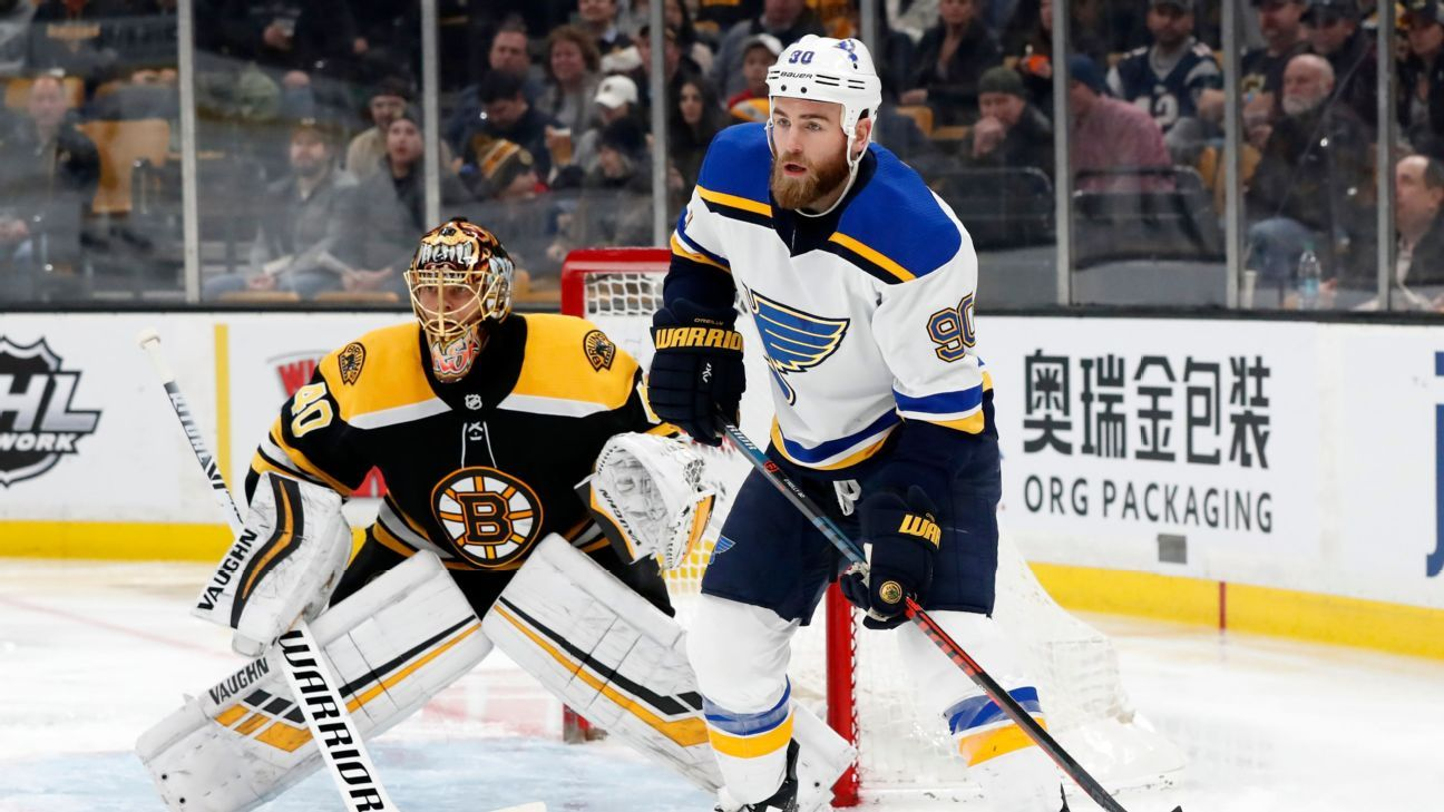 How the Bruins and Blues were built, and who has the edge