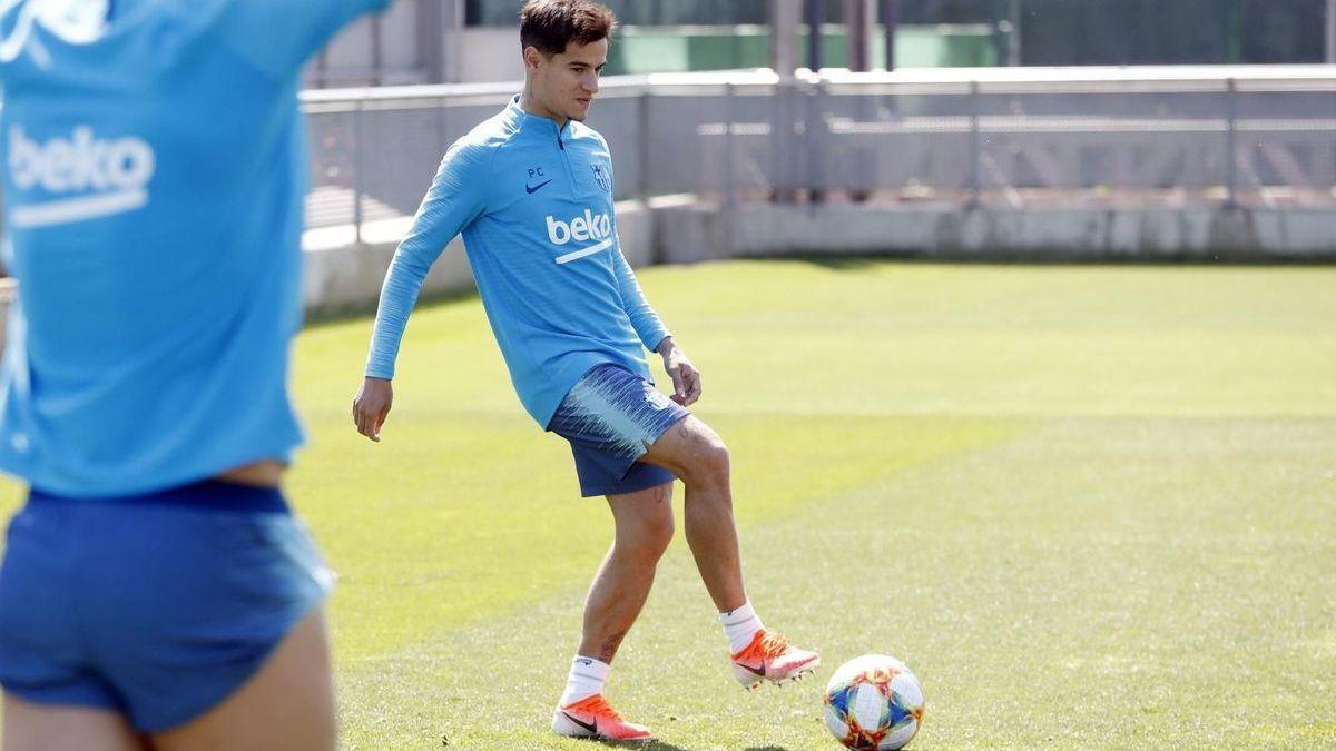 Coutinho, rodeado por la desconfianza en el Barcelona