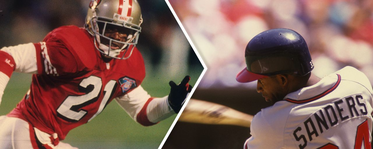 Super Bowl, World Series, touchdown e home run: como Deion Sanders justificou o apelido de 'Prime Time'