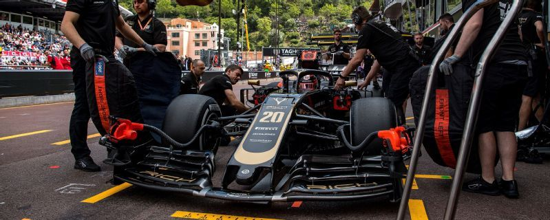 Black flag incident was Haas getting 'a little bit creative'