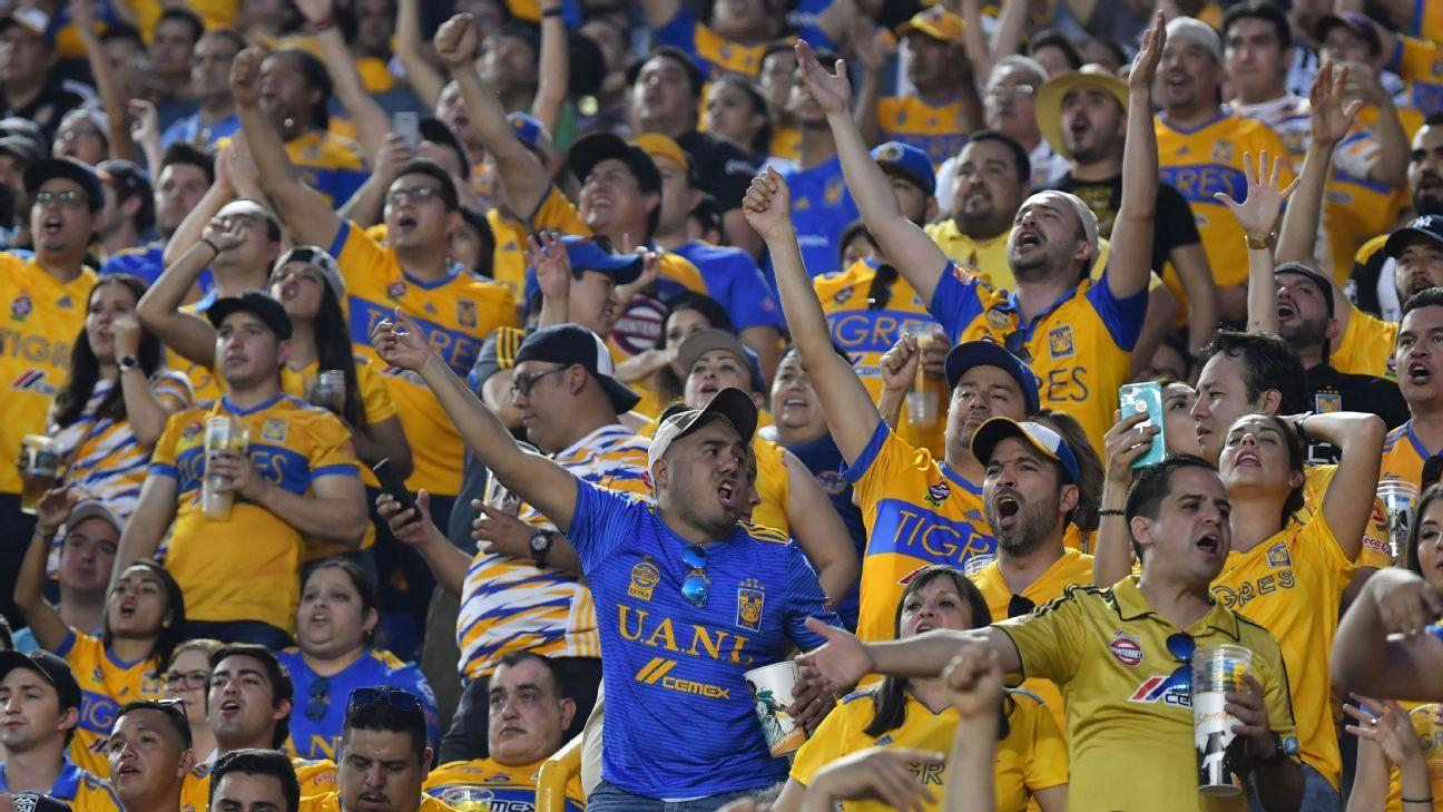 Afición de Tigres, sin preparativos para final ante León