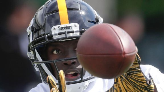 James Washington Year 2: Dropped 15 pounds and baggage