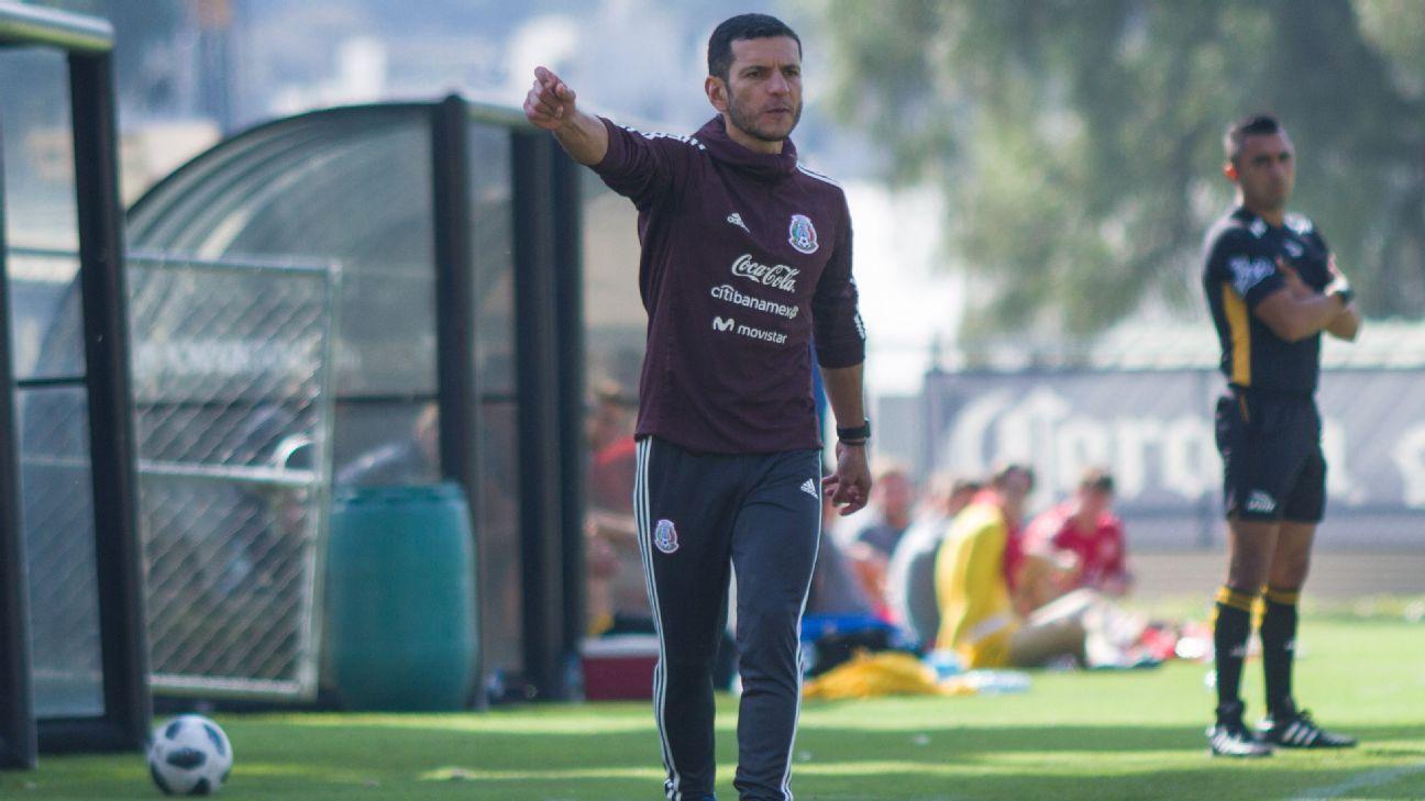 Jaime Lozano revela lista Sub 22 para torneo en Toulon