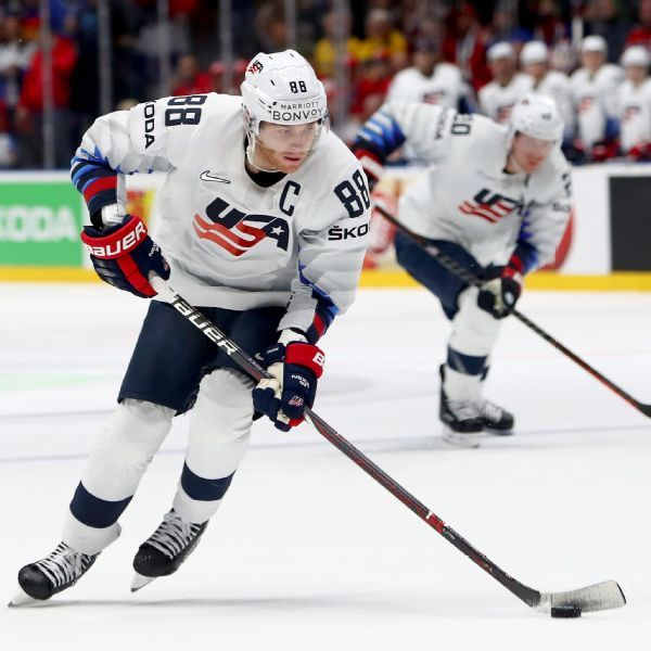 Canada wins; U.S., Sweden out in world hockey