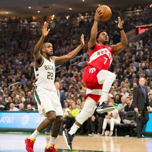 'Level' Kawhi puts Raptors on cusp of first Finals
