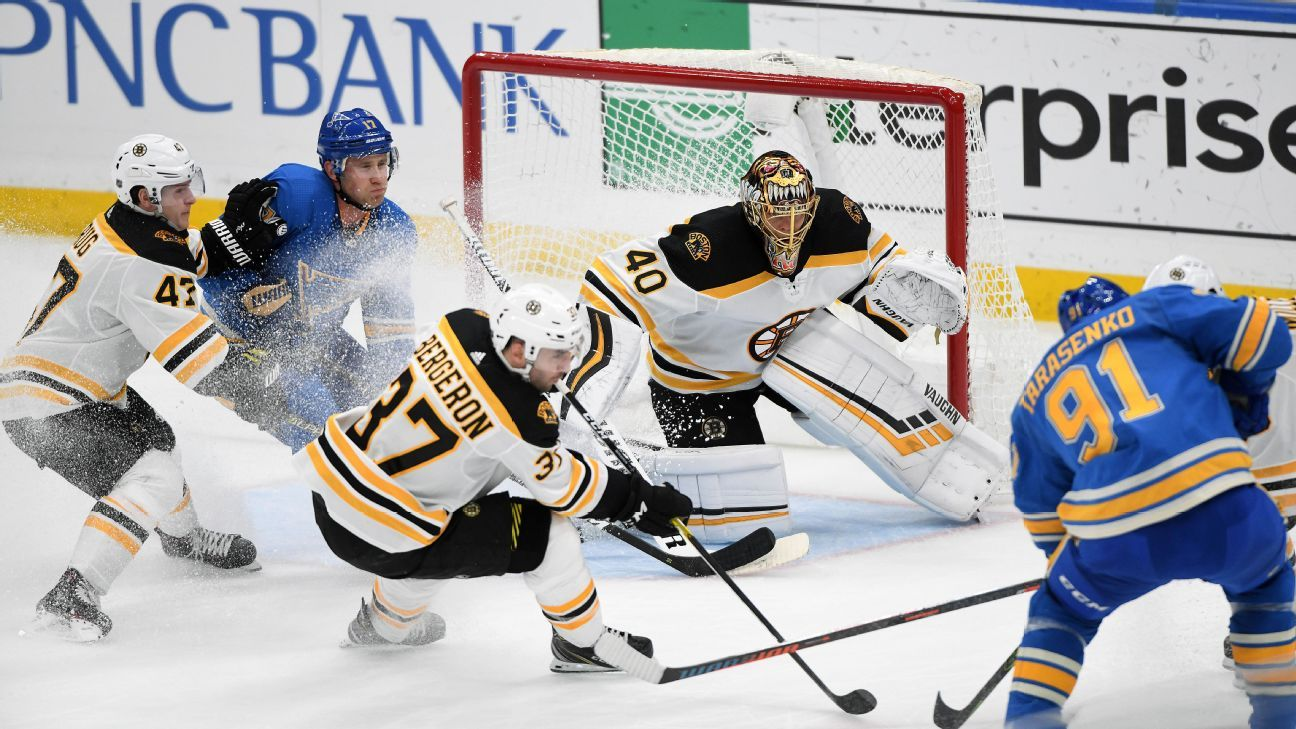 2019 Stanley Cup Final by the numbers: How the Bruins, Blues match up