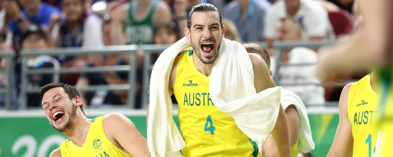 Chris Goulding: Boomers want to make amends for Olympics heartbreak