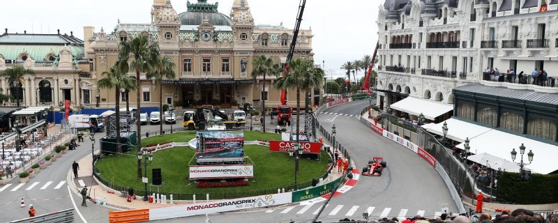 The ridiculous, mind-boggling experience of going trackside at Monaco