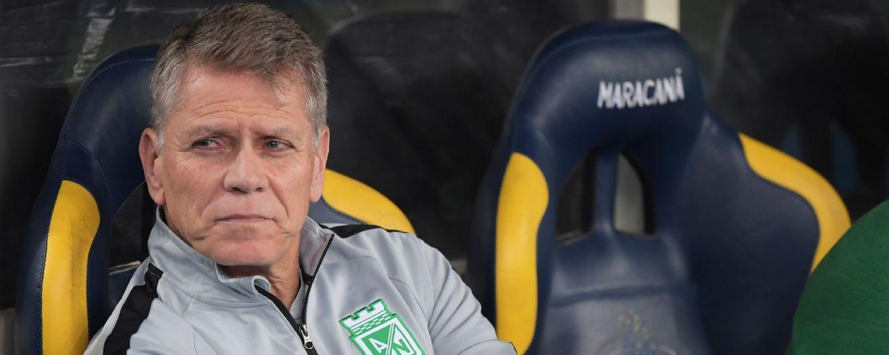 Paulo Autuori renunció a Atlético Nacional