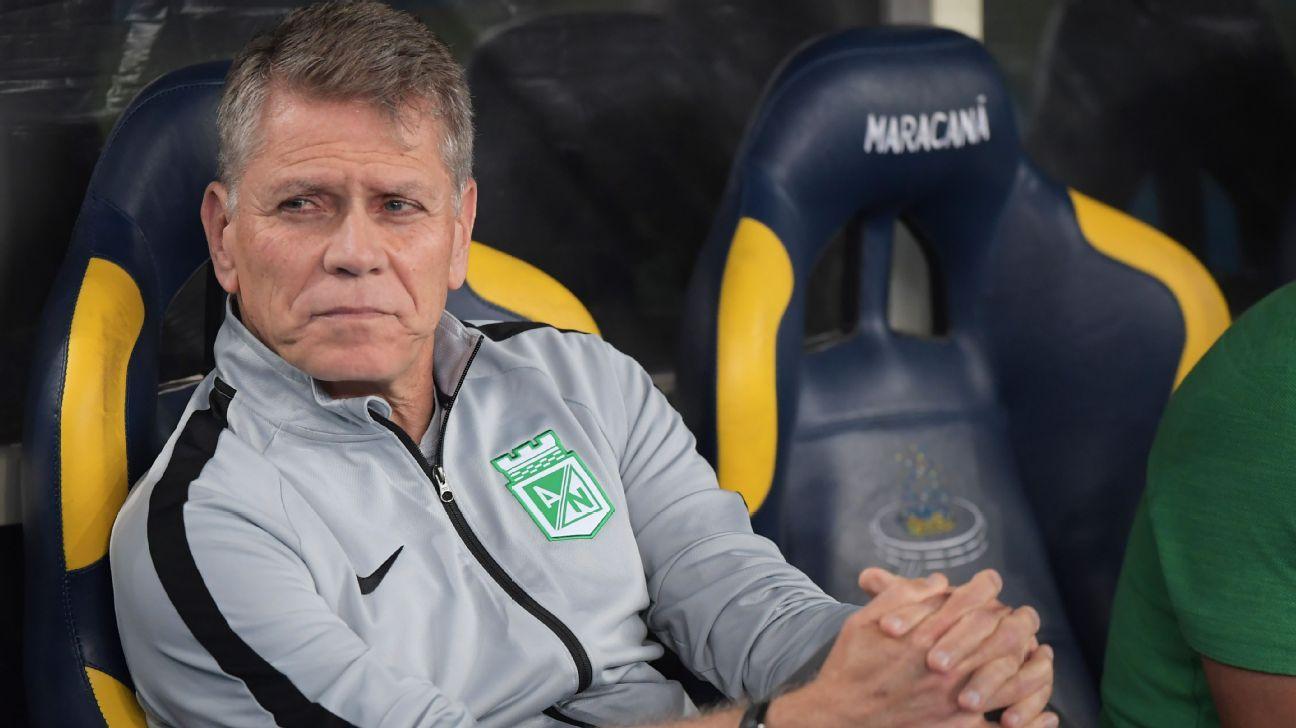 Paulo Autuori pede demissão do Atlético Nacional após levar goleada do Fluminense na Sul-Americana