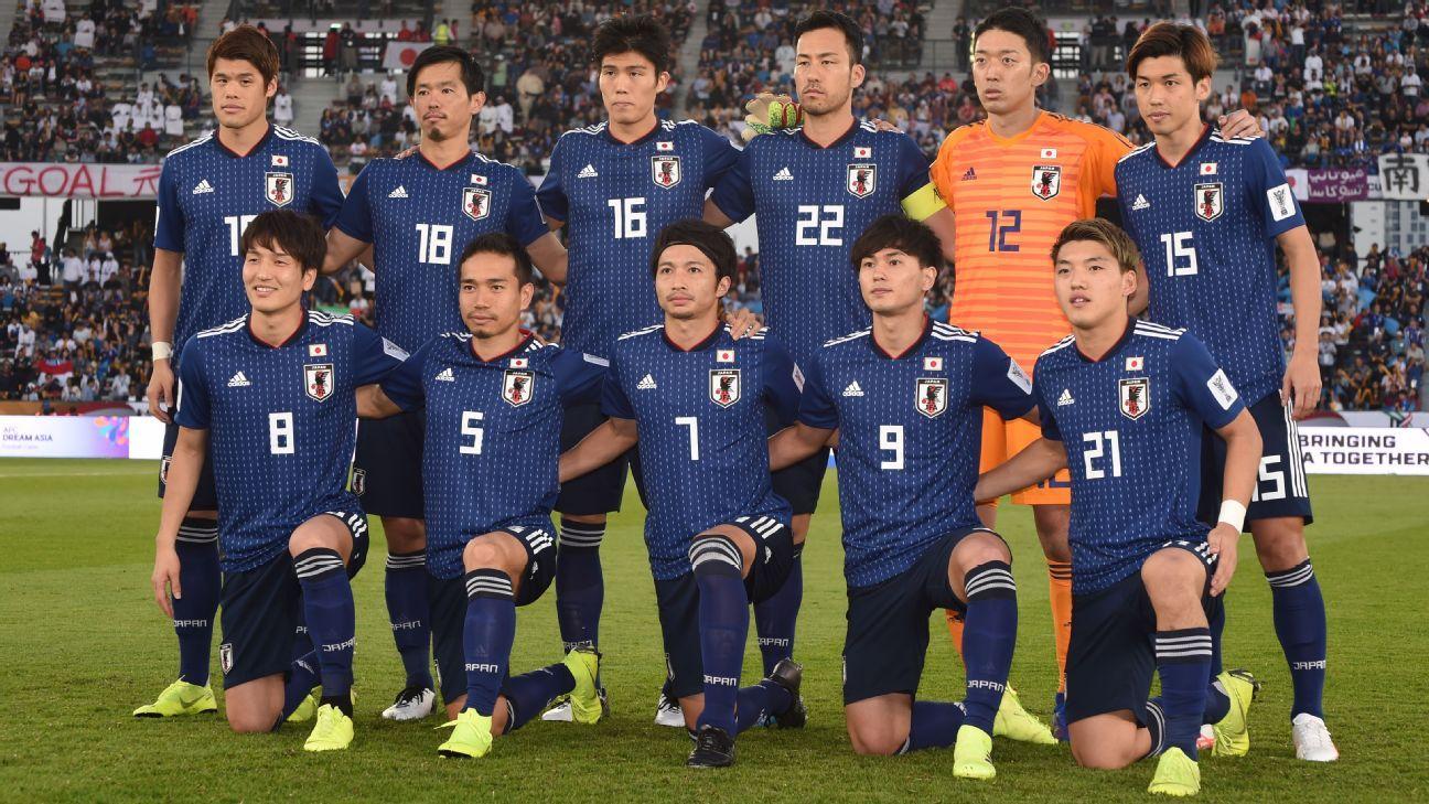 Copa América: Japão anuncia lista de convocados
