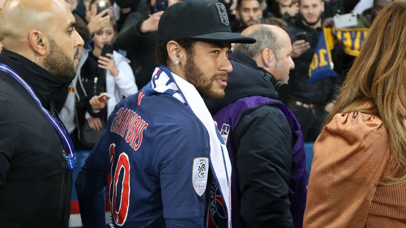 Neymar antecipa chegada para se apresentar à seleção após 'ruído' com PSG