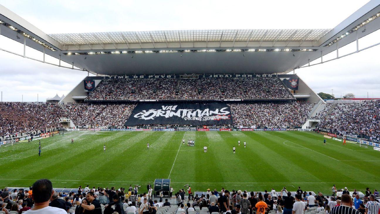 Corinthians lança site em inglês para atingir o mercado internacional
