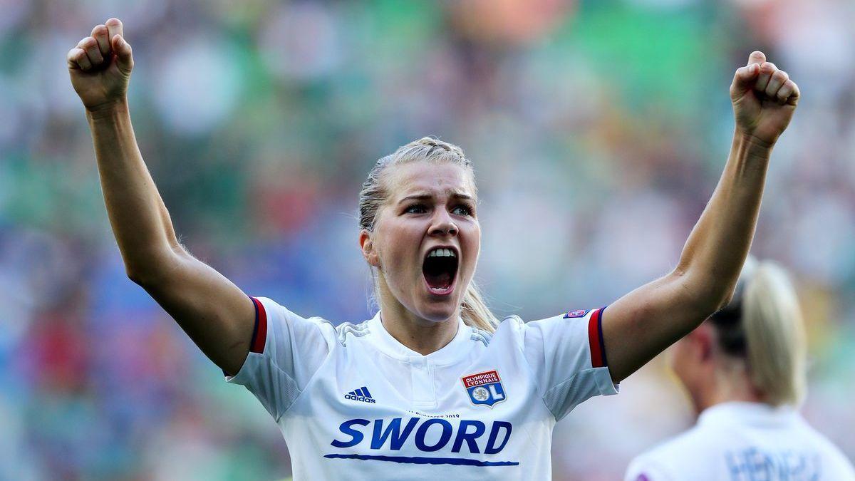Hegerberg y su batalla por la igualdad en el fútbol
